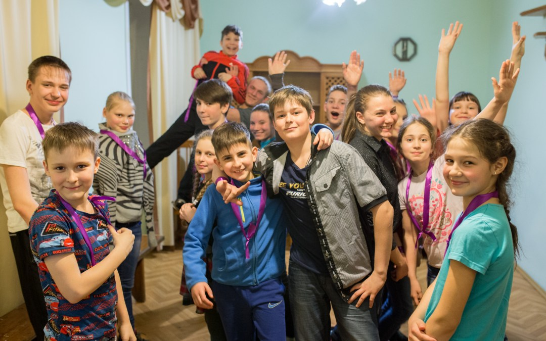 Regional  Specialist Boarding School № 4, Russia- Camp Photos!!!