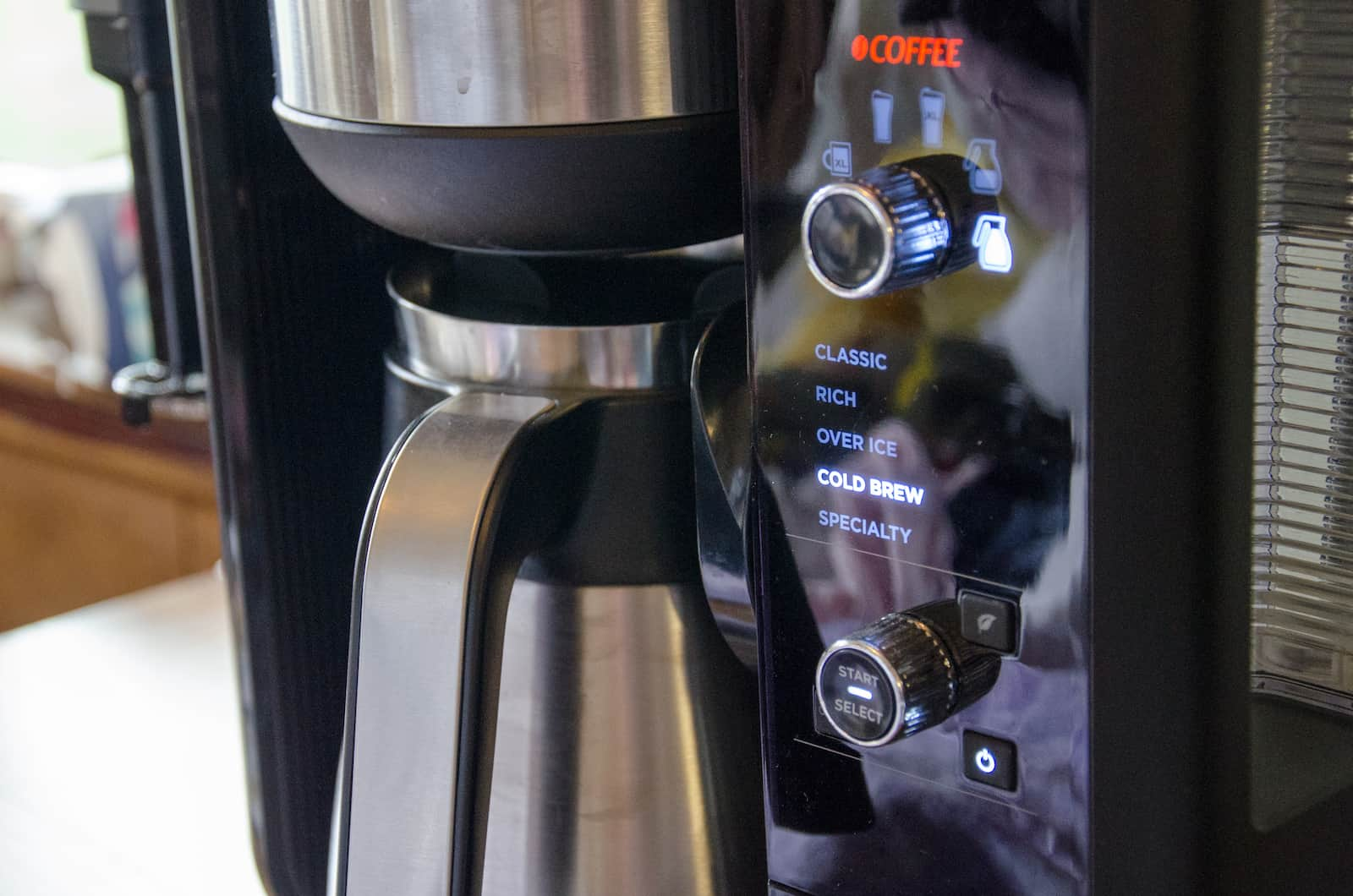 Ninja Coffee Maker Review - Hot and Cold Brewed System