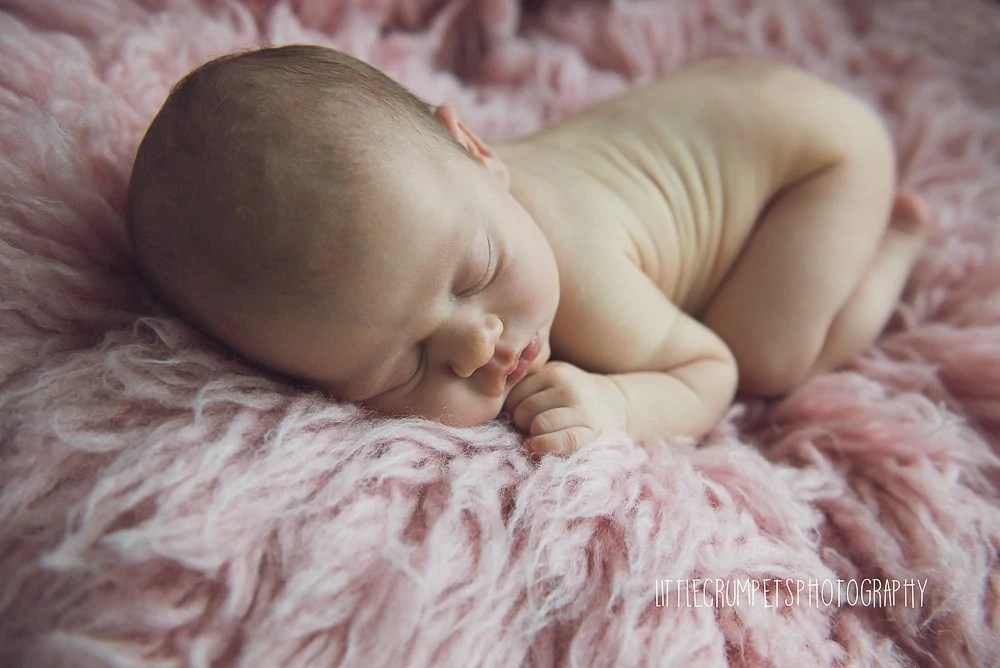 Baby R Natural Newborn Photography London England