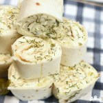 Dill Pickle Rollups - an easy appetizer