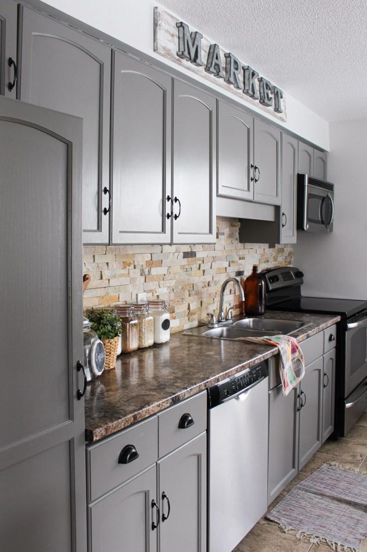 Kitchen Cabinet Makeover Little Dekonings Blog