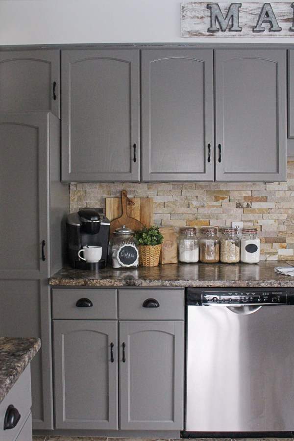 Best Gray Paint for Kitchen Cabinets