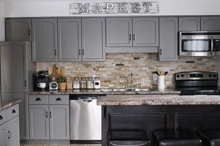 How To Paint Kitchen Cabinets: A Step-By-Step Guide