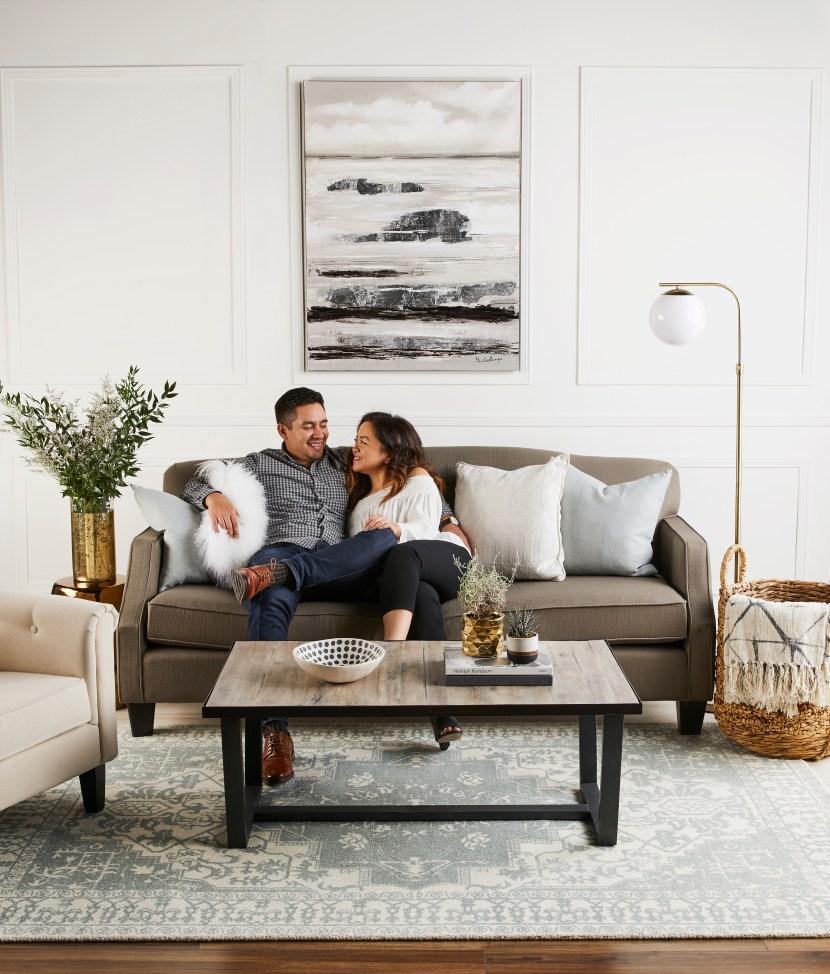 Custom Colours Win A Sofa From Leon S Furniture