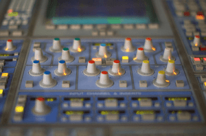 Sony OXF-R3 EQ Section