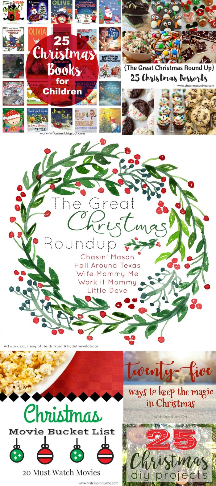 The Great Christmas Roundup