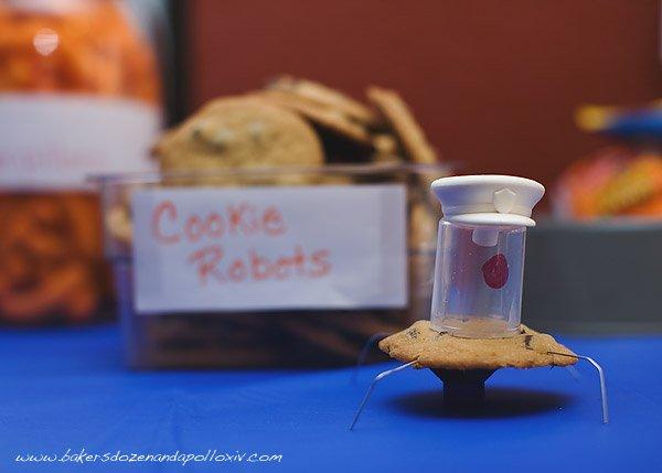 despicable me cookie robots