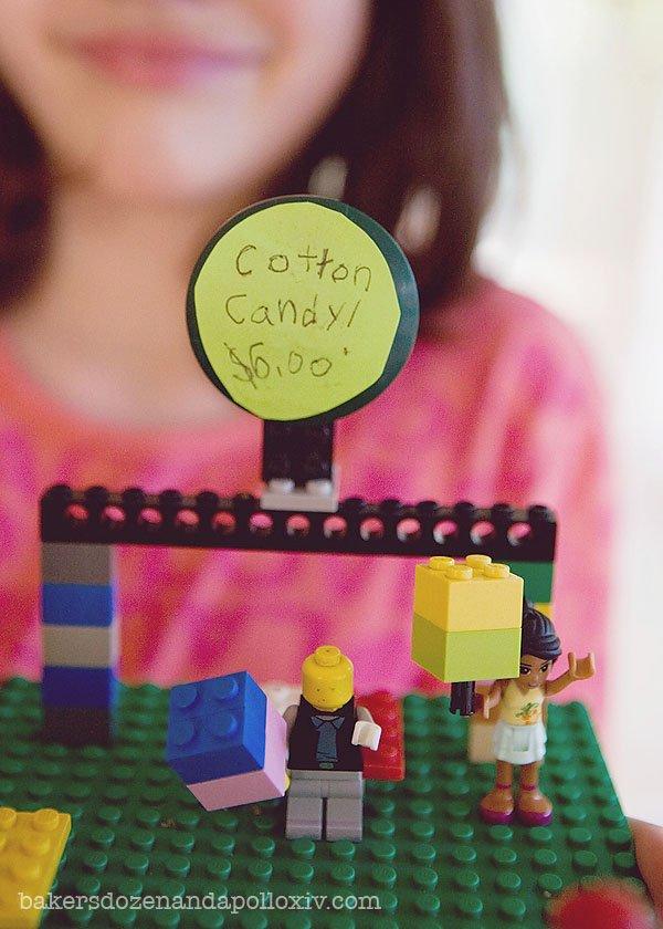 Fun Girls night with Avi and the LEGO Friends HeartLake Juice Bar. 23