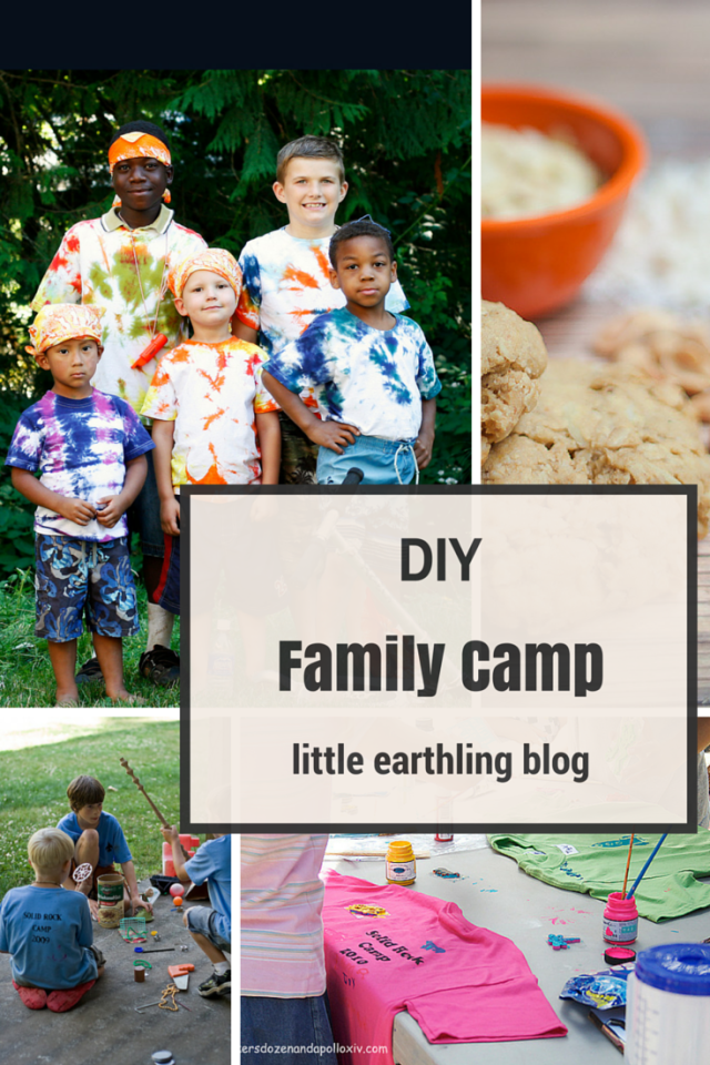 Host a DIY Family Camp