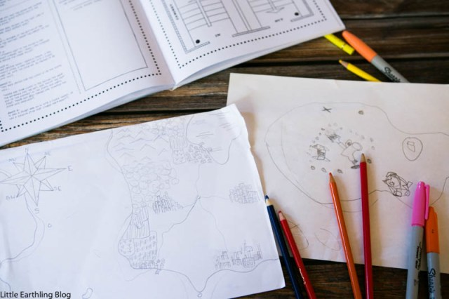 I am alway son the lookout for activities that will increase my children's interest in STEM and get them thinking creatively. I found all of that here in Get Mapmaking.