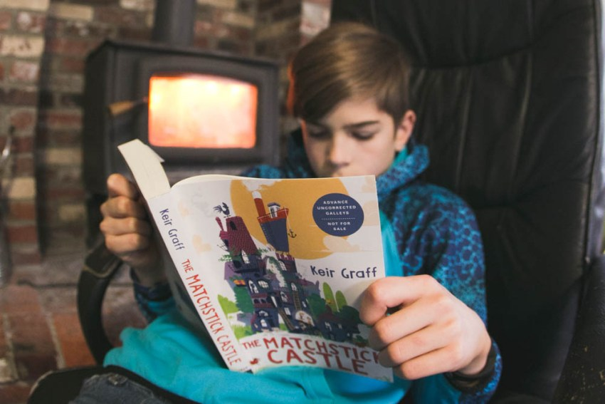Matchstick Castle is a timeless adventure novel that kids will love.