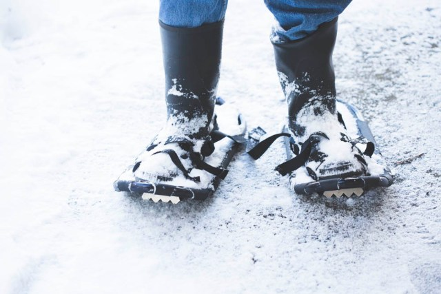 Snow Days: Lets cut other moms some slack