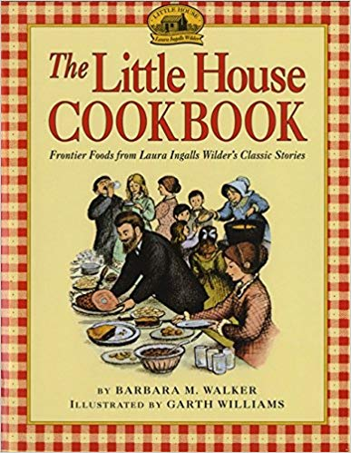 If your kids enjoy Little House on the Prairie, then this cookbook is sure to inspire them.