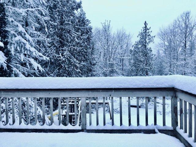 We are getting plenty of snow days in 2019 so far.