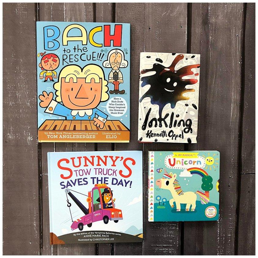 Fun books to read on snow days
