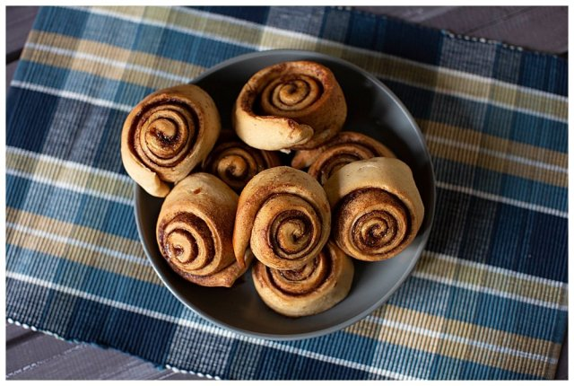 Best cinnamon roll recipe ever.
