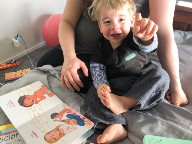 Look! Babies Head to Toe Review 6