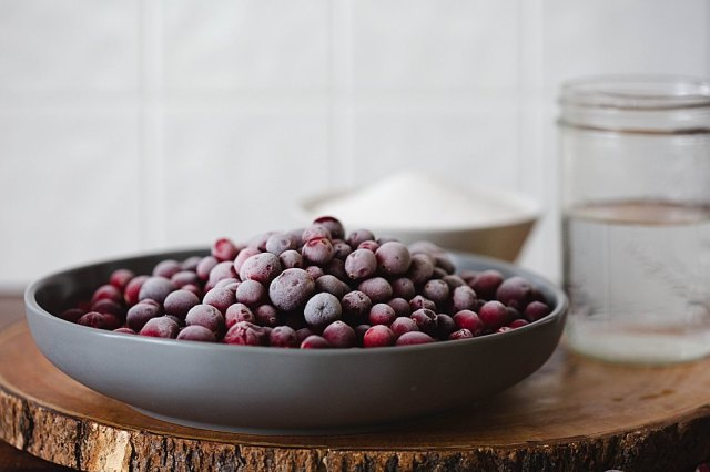 This Instant Pot Cranberry Recipe is quick and easy and made with just three ingredients.