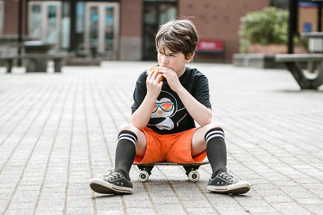 Meet the Kids of Little Earthling Blog: Apollo