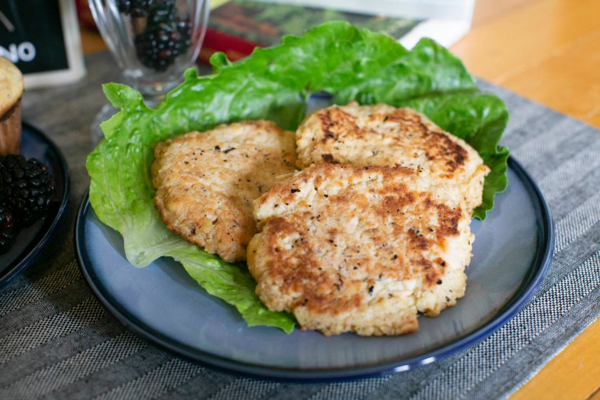 Easy salmon patty recipe for kids is perfect to go along with a study of the Pacific Northwest.