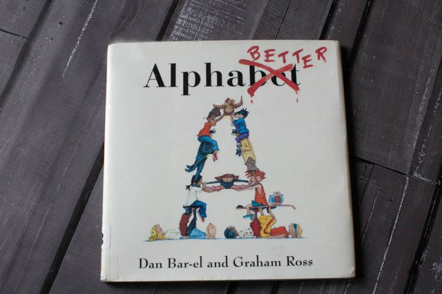 The Aphabetter is a fun and entertaining alphabet book.