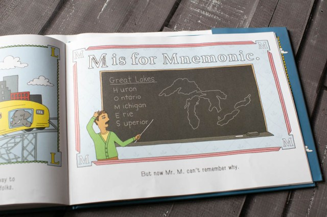 P is for Pterodactyl is the perfect book for teachers and homeschoolers aliike.