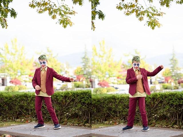 Apollo nailed it with these Joker inspired photos.