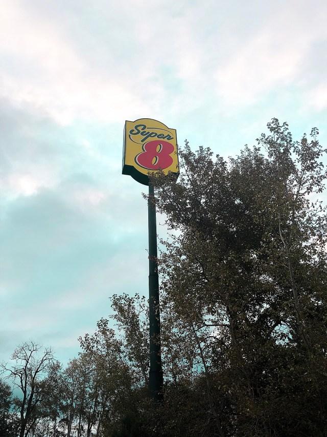 Motel 8 in Ellensburg, WA