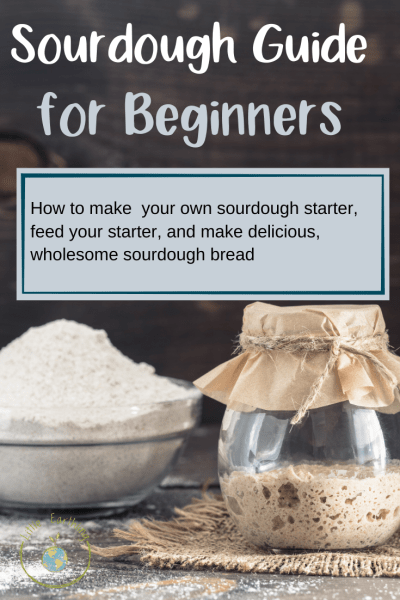 Sourdough Guide for Beginners