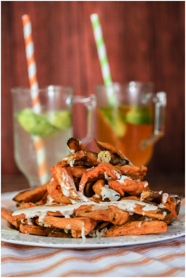 Your family will be begging for more of these airy fryer sweet potato fries.