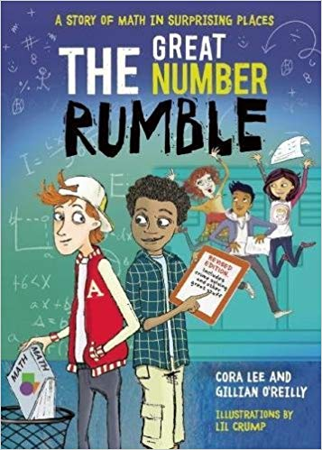 The Great Number Rumble teaches kids what happens when we quit using math.