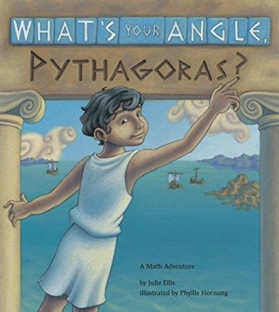 This great story book will teach your kids about the Pythagorean theorem...and why we use it.
