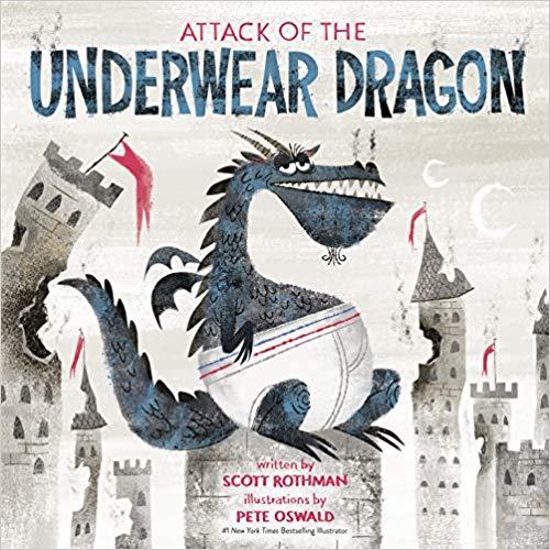 Attack of the Underwear Dragon.