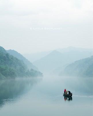 郴州小東江_Zhenzhou,Hunan