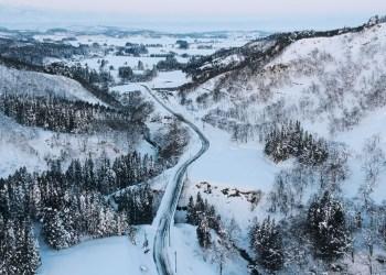 【影片】2分鐘跨越1/4個日本-東北中部北陸,尋找最美冬雪景色之旅-精華預告片