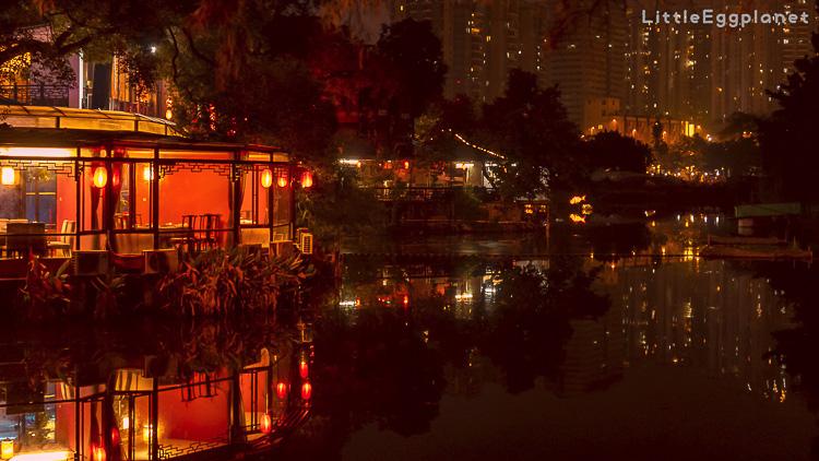 荔灣湖公園