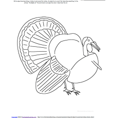 Diagram Parts Of A Feather Bosch 4 Wire Oxygen Sensor Wiring Turkeys At Enchantedlearning