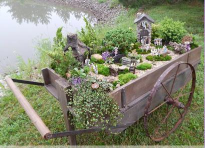 Inspiration Little Fairy Garden