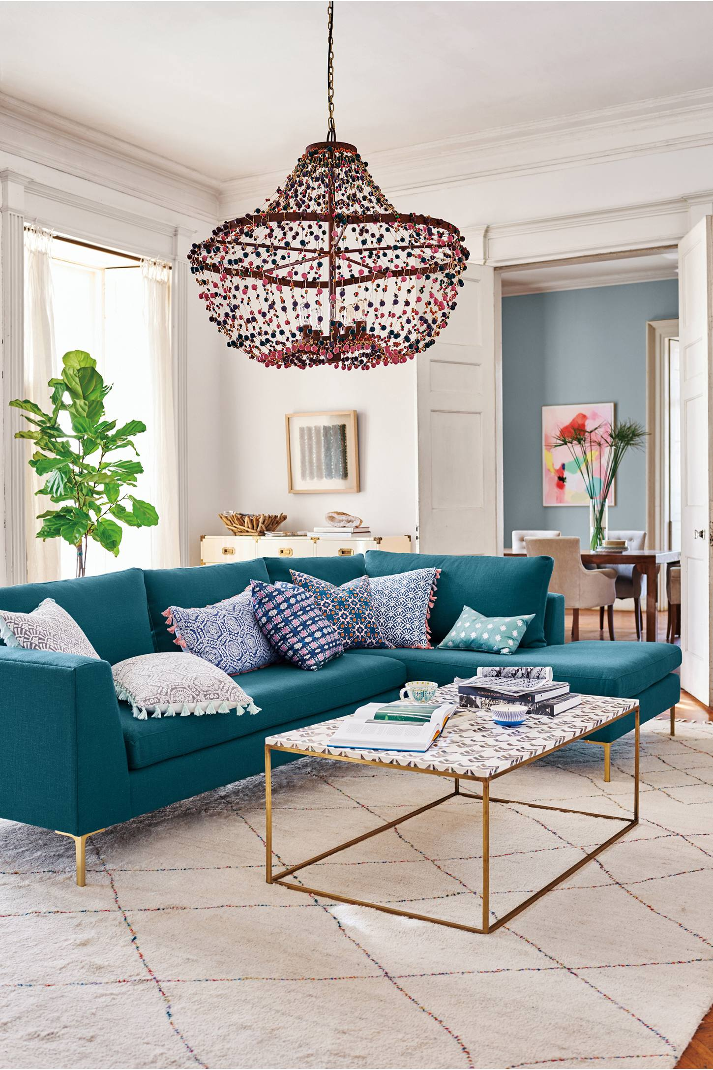 cheap teal sofas sleeper sectional sofa bobs anthropologie home collection little fashion paradise