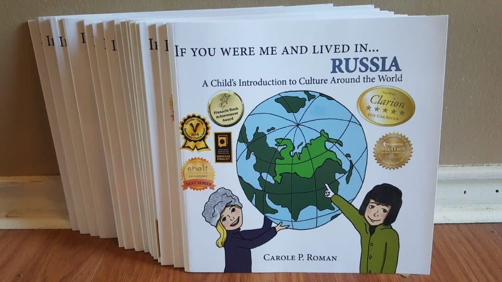 "Book Review - ""If You Were Me and Lived In"""