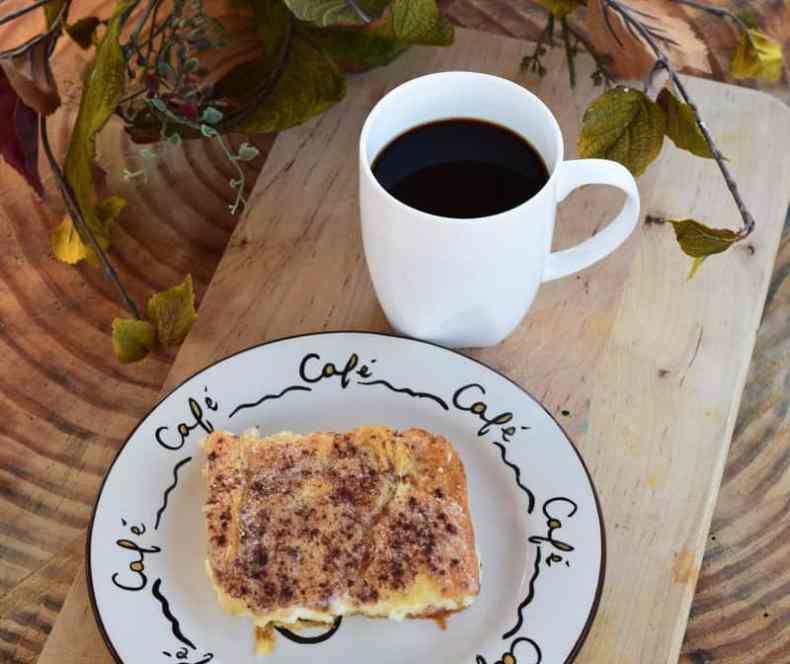 Cheesecake Sopapillas - Coffee Dessert
