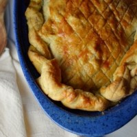 Steak and Guinness Pie - Little Figgy Food
