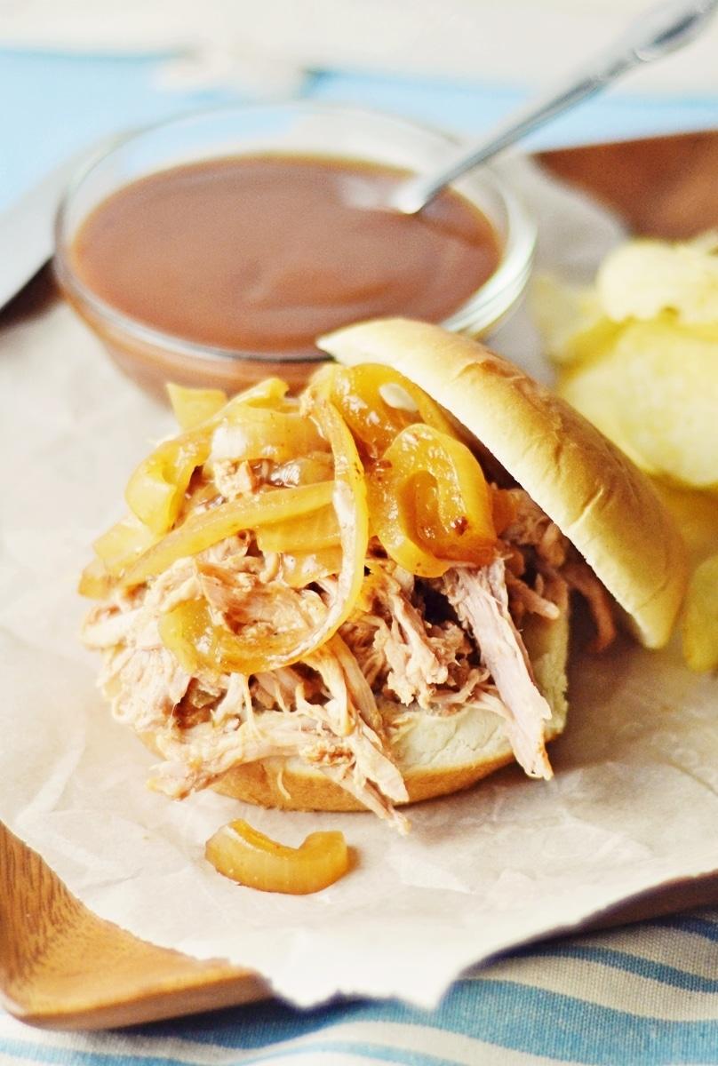 Pulled-Pork-Sandwich-@LittleFiggyFood-#PulledPorkBBQ