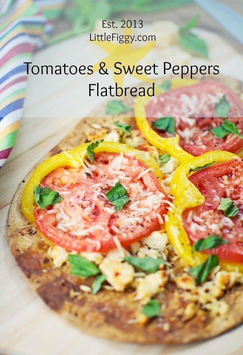 #FreshFromFlorida - @LittleFiggyFood - #Tomatoes - #Pizza
