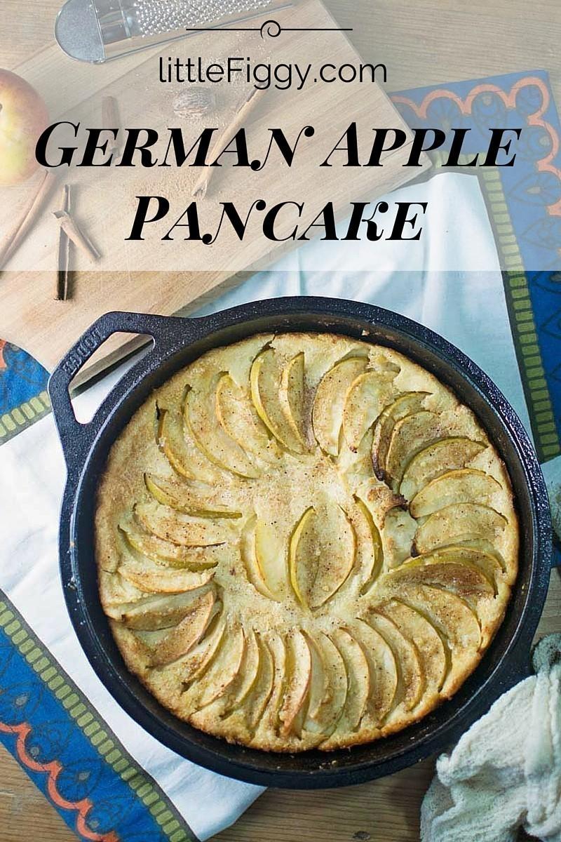 #Pancake - #DutchBaby - @LittleFIggyFood