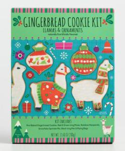 Llama Pre Baked Cookie Decorating Kit
