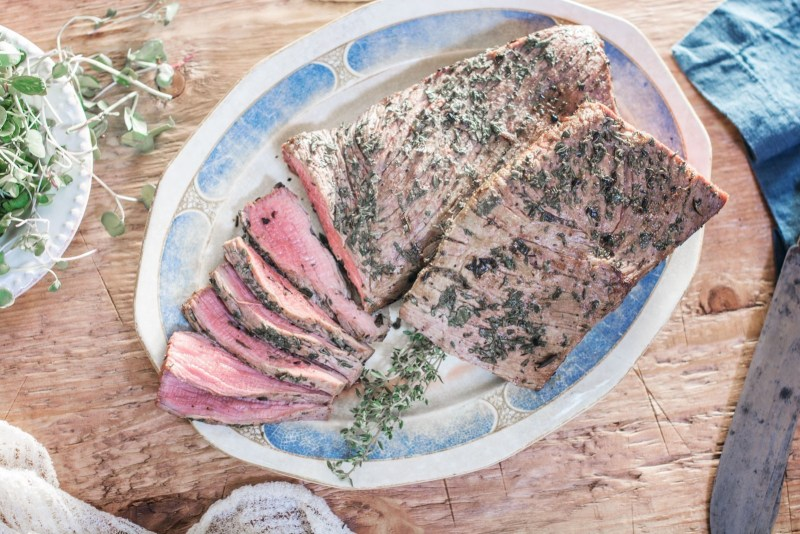 Roast Beef Cheat Recipe, an easy kitchen hack for an amazing tasting Roast Beef