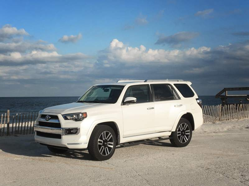 Toyota 4Runner Limited SUV. Learn about our holiday road trip plus get the Date and Fig Bar snack recipe at Little Figgy Food. #ad #DriveToyota #LetsGoPlaces #4Runner