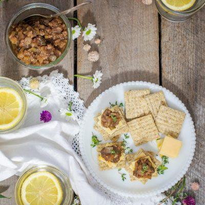 Ploughmans Pickle –  Britains Favorite Pickle Recipe