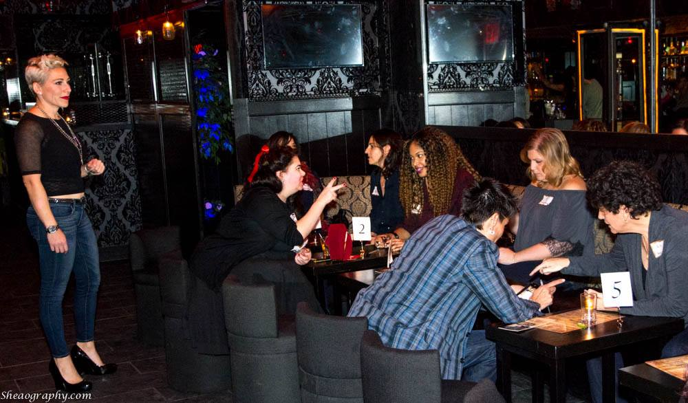 Speed dating events new york city